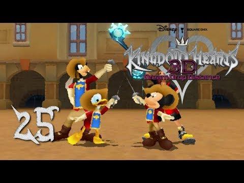 Ep. 25 - Kingdom Hearts 3D - Diversivolent Dinosaur Dichaeologia