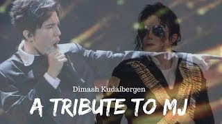 Download Dimash Kudaibergen- A Tribute to MJ Mp3 and Videos