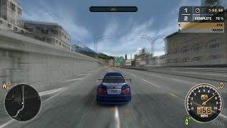 Need for Speed: Most Wanted PS2 Gameplay HD (PCSX2)