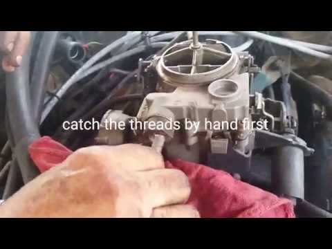 how to replace a fuel filter on a 1977-1985 chevy impala / caprice - youtube