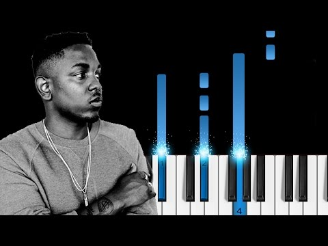 Kendrick Lamar - HUMBLE. - Piano Tutorial - How to play Humble on piano