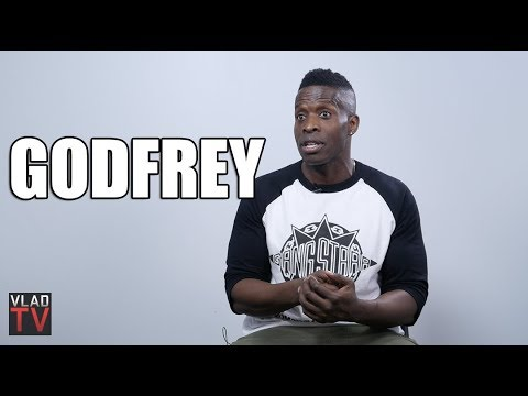 "Godfrey Calls Sam Smith A ""Mediocre Piece Of Sh**"" For Michael Jackson Diss (Part 8)"