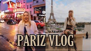 VLOG - PARIS, JE T'AIME