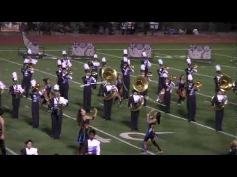 2012 LHSMB @ Foothill Band Review