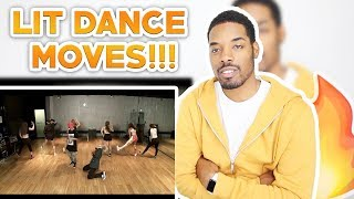 BIGBANG GD&T O P 쩔어ZUTTER' DANCE PRACTICE | REACTION!!! Big bang ...