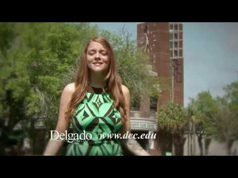 Delgado Community College is here to help you succeed.