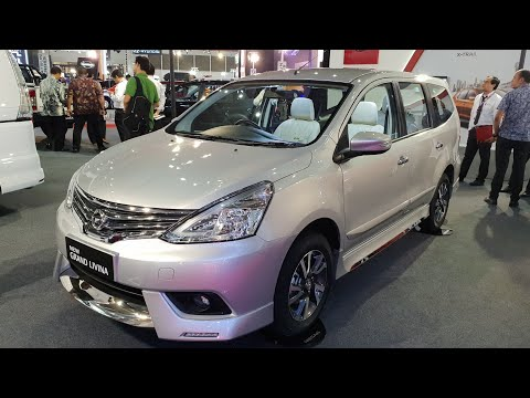 In Depth Tour Nissan Grand Livina XV CVT Special Version (2018) - Indonesia