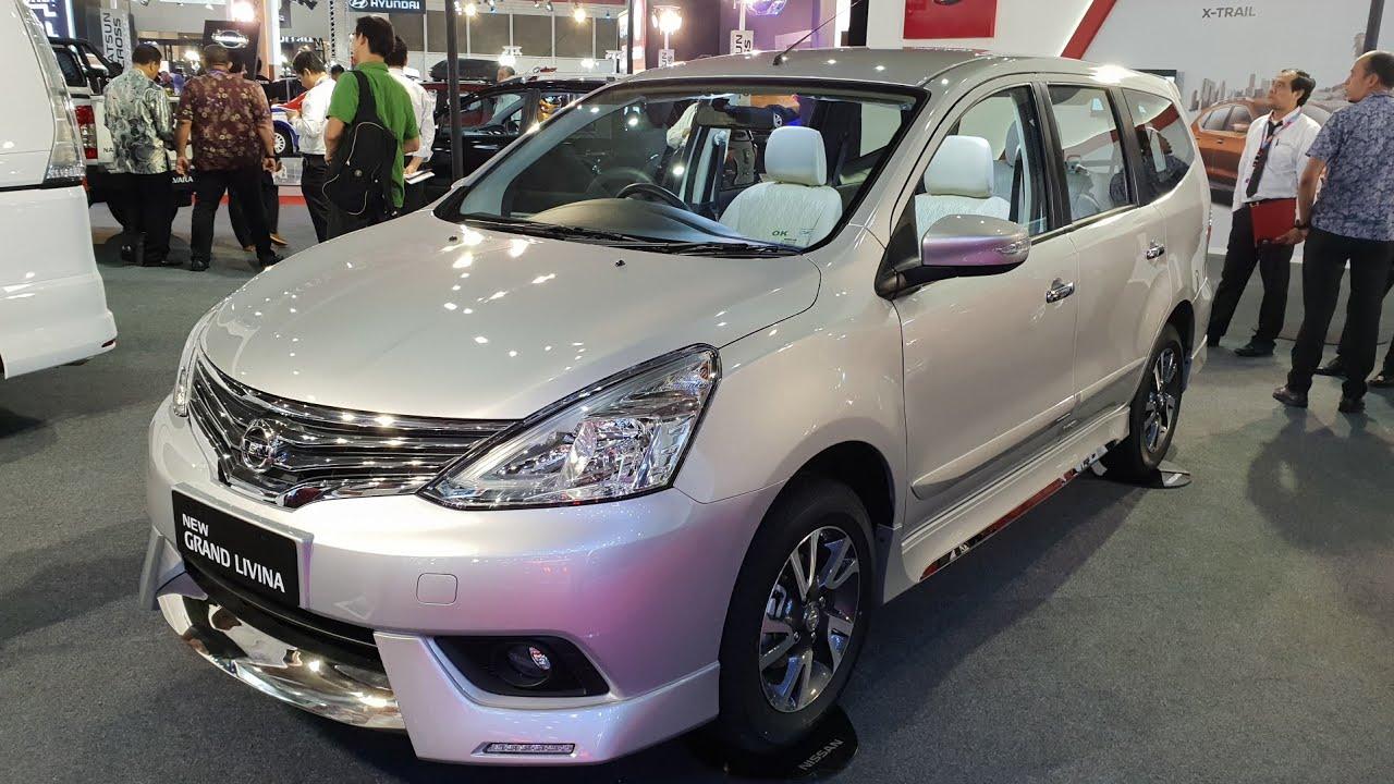 In Depth Tour Nissan Grand Livina XV CVT Special Version