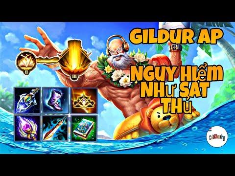 Gildur Tiệc Bãi Biển Full AP| Trận Đấu Đối Đầu Team Nhây Và cái Kết Chí Mạng Phép Liên Tục