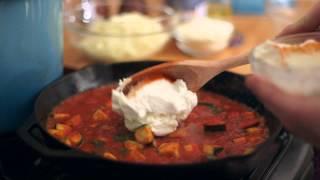 Baked White Fiber Mini Rotini With Zucchini In Tomato & Basil Sauce