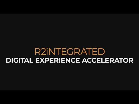 R2integrated - Digital Experience Accelerator