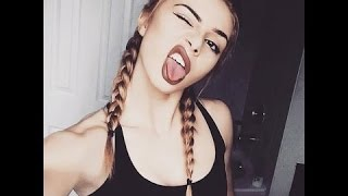 Kristen Hancher Comedy Musical.ly Compilation