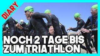Triathlon Training FINALE - Noch 2 Tage bis zum Wettkampf - GEWINNSPIEL