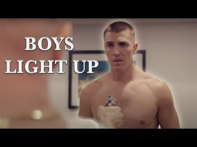 Boys Light Up  -  Short Film