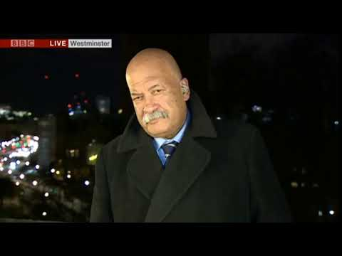 NHS: BBC Deputy Political Editor Jon Pienaar's staggering bias on News at Ten