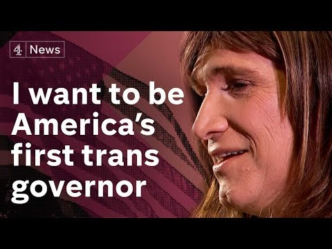 I want to be America's first trans Governor - Christine Hallquist - What I've Learnt