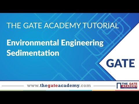 Sedimentation | Environmental Engineering | CE