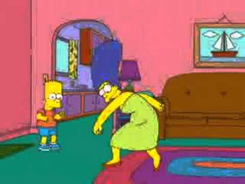 Marge krumping  YouTube