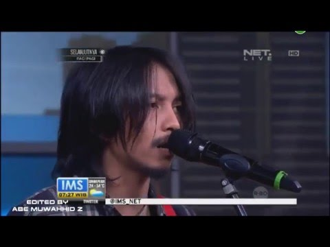 Fiersa Besari on Indonesia Morning Show NET TV