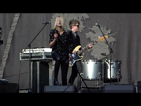 The Kills @ Park Live, Moscow 09.07.2016 (Full Show)