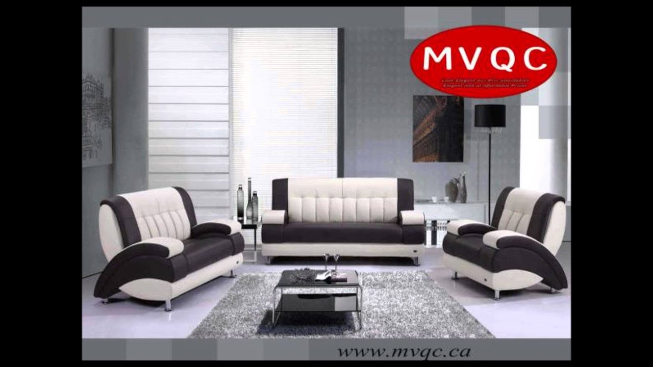 Sofa sofas sofas and couches leather sofas fabric for Leather and fabric living room sets