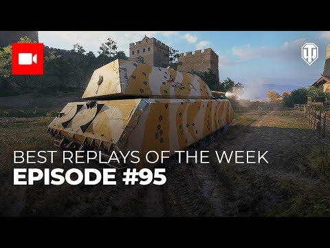 Best Replays Of The Week: Episode #95