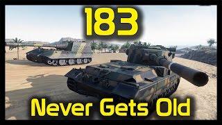 ► World of Tanks FV215b 183 Gameplay: Holy Batman MM! - 183 Never Gets Old - Tankfest 2015?
