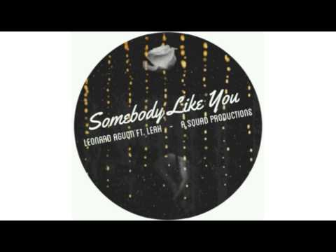 Leonard Aguon - Somebody Like You ft. Leah