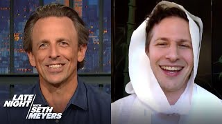 Seth Meyers Meets a Mummy