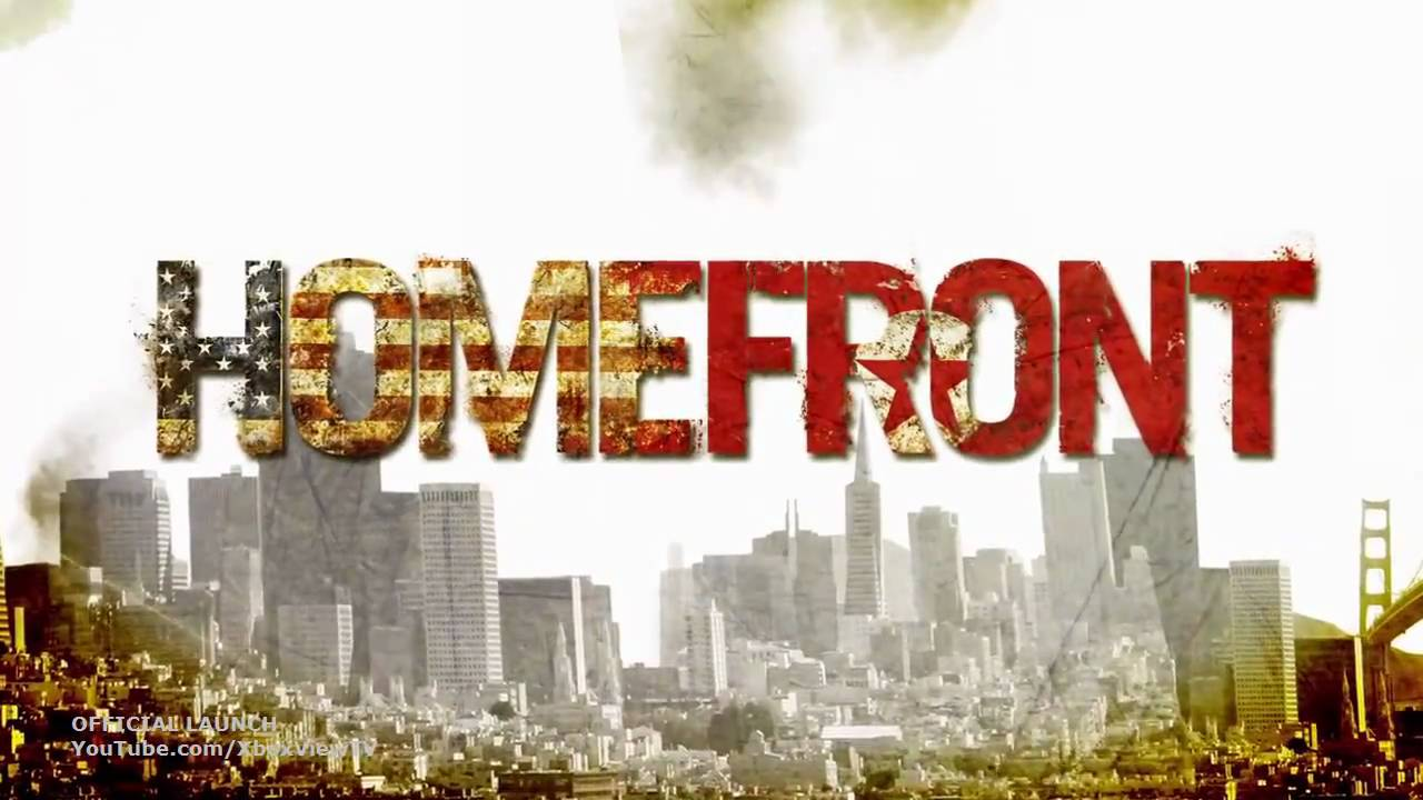 Homefront   PAX East 20 Launch Trailer 20 OFFICIAL   HD