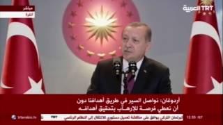 بالفيديو.. أردوغان ينصح مسؤولي الولايات التركية بالاقتداء بالخليفة عمر بن الخطاب
