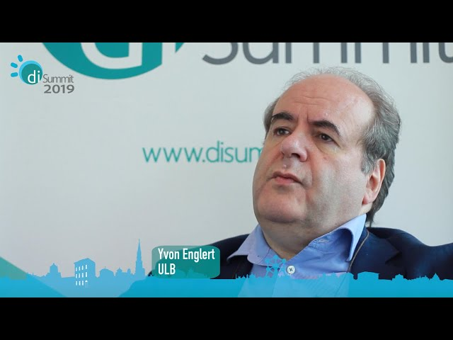 Interview with Yvon Englert Président du conseil d'administration, F.R.S. - FNRS