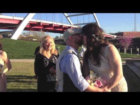 Zelda Sheldon Nashville Wedding Officiant   Thanks our first 50 couples