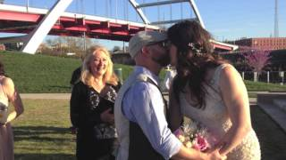 Zelda Sheldon Nashville Wedding Officiant   Thanks our first 50 couples
