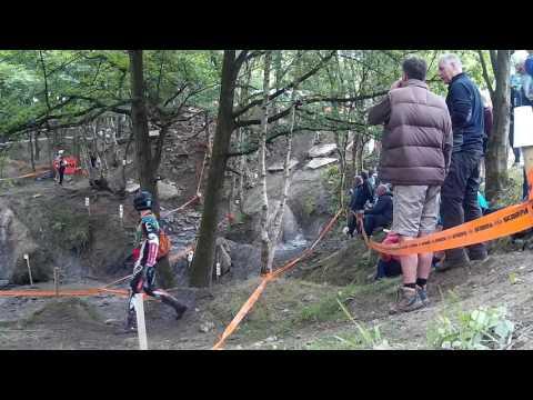 Iwan Robets World Trials Tong Leeds