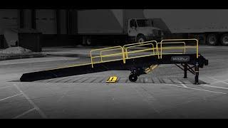 Dockzilla™ Mobile Yard Ramps And Portable Loading Docks