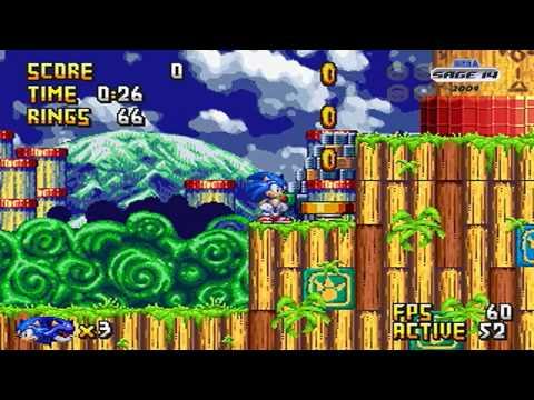 Sonic Gemini Sage 2009 Demo