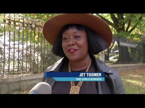 News 12: NYCHA's Food Business Pathways program helps launch burger business