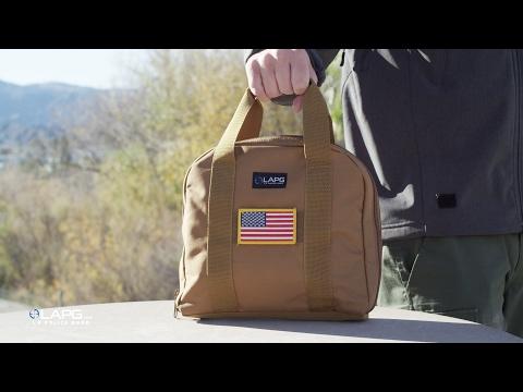 LA Police Gear - Pistol Case
