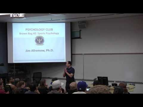 CGCC Psychology Club: Brown Bag Lecture #2 on Sports Psychology