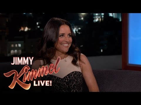 Julia Louis-Dreyfus on Her Son Playing Basketball for Northwestern