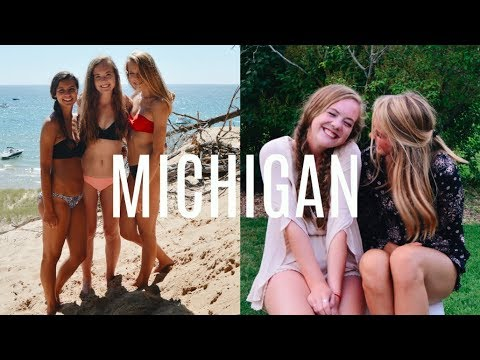 MICHIGAN TRAVEL DIARY