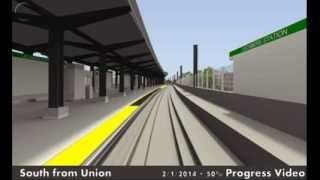 Green Line Extension 3-D Model Presentation - Union Branch