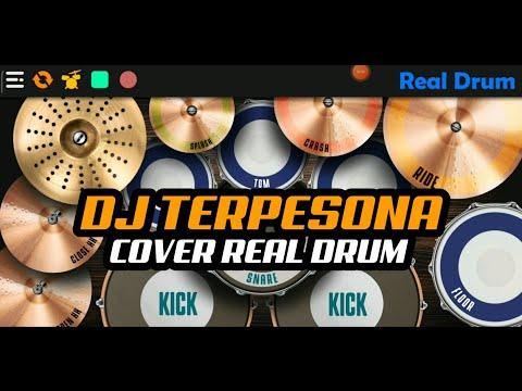 dj-terpesona-aku-terpesona-lagu-tik-tok-viral-|-cover-real-drum
