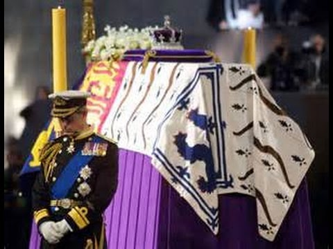 """Queen Mother: Lying in State - """"The Vigil of the Princes """""""