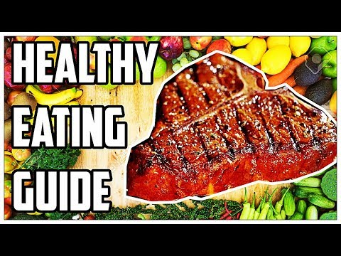 How to EAT HEALTHY & Lose Weight | A Beginner's Guide to Nutrition