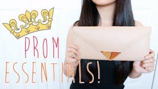 Prom Essentials: Pack the Perfect Clutch