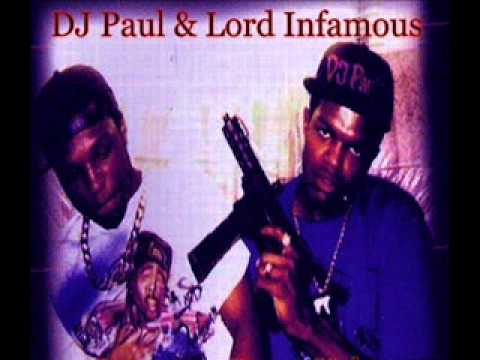 DJ Paul & Lord Infamous-Portrait of a Serial Killa (1992)