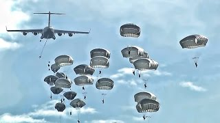 82nd Airborne Jump • Trident Juncture - Ultimate Reach