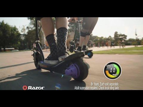 Razor Power Core Electric Scooter TVC